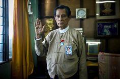 """Burmese Political Prisoners"" by Amy Pereira"