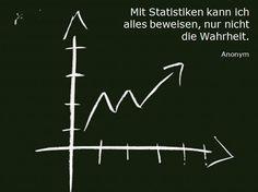 Mit #Statistiken ... #Wahrheit