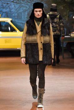 Antonio Marras Fall 2015 Menswear Fashion Show