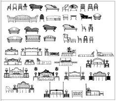Over 500+ Neoclassical Interiors Decor, Decorative elements-Frame,Pattern,Border,Door,Windows,Cabinet,Lattice,Ceiling,Paving Interior Architecture Drawing, Architecture Design, Interior Design Sketches, Drawing Block, Cad Drawing, Drawing Furniture, Neoclassical Interior, Elevation Drawing, Hallway Designs