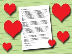 Pinterest Pin - There is rarely anything more cherished than a love letter. Here are some tips and etiquette on writing a swoon-worthy one.  #CrossMyHeart