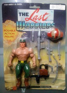 Capt Matador The Last Warrior, Warriors, Video Game, Action Figures, Retro, Games, Tv, Movies, Ebay