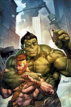 Hulk and Hercules