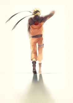 Naruto (ver su fria espalda)