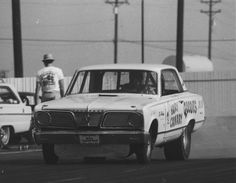 Vintage Drag Racing - A/FX - The Hairy Canary