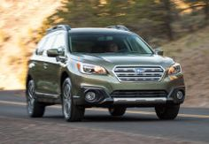 2015 Subaru Legacy, Outback crash their way to IIHS Top Safety Pick+ ratings