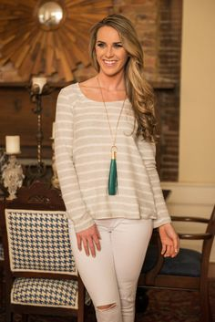 """""""Don't Get It Twisted Top, Heather Gray"""" 