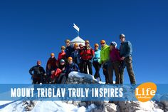 Every tour to the top of the Mount Triglav is unique story. People from all over the world carry in them numerous life experiences and a climb brings the people together.