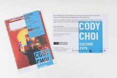 CODY CHOI, KUNSTHALLE DUSSELDORF EXHIBITION