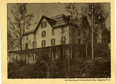 Hedgesville, West Virginia, Mt.Clifton Hotel. West Virginia