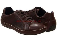 Cole Haan Male Air Mitchell Oxford Dark Brown Sneakers & Athletic Shoes 8336085