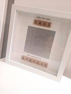 Grandad Father's Day, Father's Day Gift, New Grandad Gift, Gift for Him, Best Dad Gift, Best Grandad Gift, Gift for Grandparents, Grandad