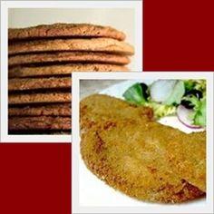 Bifes de Gluten Sugerencia Acompáñelos con ensaladas crudas o escabeches de berenjena