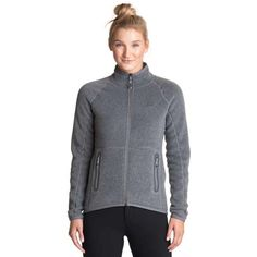 Ember Jacket Dark Grey Heather