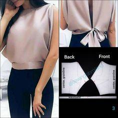 Corset Sewing Pattern, Dress Sewing Patterns, Clothing Patterns, Bra Pattern, Look Fashion, Diy Fashion, Fashion Dresses, Diy Clothes, Clothes For Women