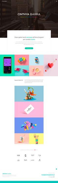Diseño gráfico Diseño web Interfaz y exp. de usuario Web Design, Website, Ideas, Color, Design Web, Blue Prints, Colour, Thoughts, Website Designs