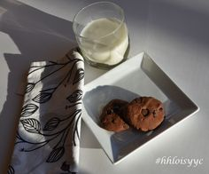 Cookies and Milk, gluten and lactose free