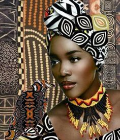 Gorgeous 49 Head Wraps for African American Women – New Natural Hairstyles African American Women Hairstyles, African American Art, African Women, American Girls, American History, Black Women Art, Beautiful Black Women, Black Art, Art Women