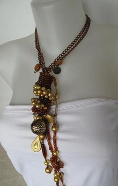 This peyote necklace handmade by me for precious ladies.   Buy 3 items,shipping is free.
