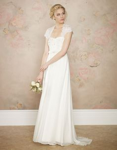Rosella #wedding dress from Monsoon: http://uk.monsoon.co.uk/uk/wedding-boutique/all-wedding?utm_campaign=wedding_medium=social_source=pinterest_content=shop all wedding_term=41338