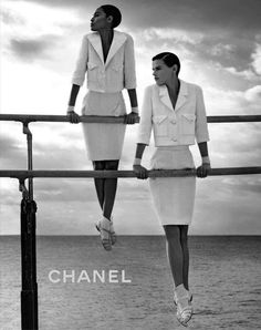 Love Chanel, so classic!