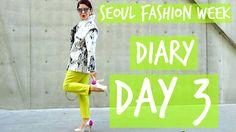Korean Fashion: Seoul Fashion Week Diary F/W 2015 (Day 3/6) 서울패션위크 w/ No...