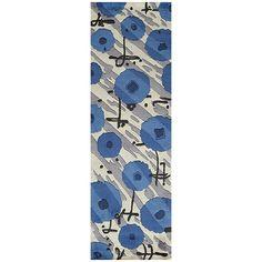 Momeni Rug Hand Tufted Blue KOI00KO-07BLU