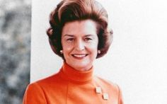 Former First Lady and activist, Betty Ford, was a member and longtime supporter of the Junior League of Grand Rapids.