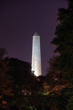 Bunker Hill Monument | Boston | Massachusetts | Photo By Joann Vitali