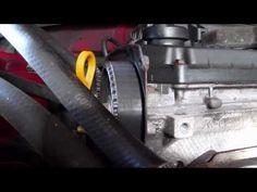 2002 KIA Rio 1.5 Liter Timing Belt Check - http://www.thehowto.info/2002-kia-rio-1-5-liter-timing-belt-check/