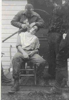 Lumbers barbershop
