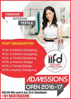 Admission Open In IIFD Limited Seats Available Fill Online Application Seat AvailableInterior DesigningFashion
