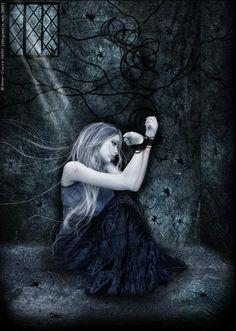 Dark Gothic Fairy Men | ... tattoos tattoo designs for men angel skull candy tattoos full back