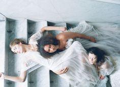 Italian bridal inspiration with Samuelle Couture + Claire Pettibone dresses