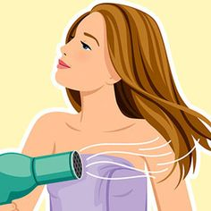 How to fix your hair after a workout...without washing it!