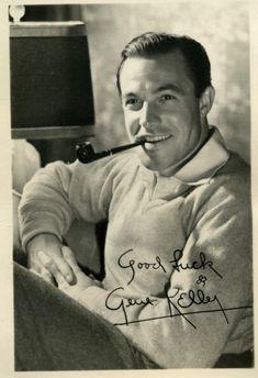 Gene Kelly- My dancing husband!