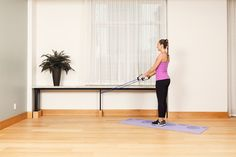 Skip the pricey gym membership. Here are six exercises that strengthen key muscles. Each exercise can be done easily and safely at home. Single Leg Deadlift, Resistance Band Exercises, Gym Membership, Glutes, You Can Do, Squats, Workout, Home, Image