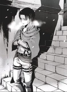 Image result for Levi ackerman Insults