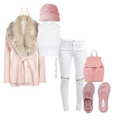 """""""Untitled #3103"""" by stylebydnicole ❤ liked on Polyvore featuring moda, River Island, Topshop, FiveUnits, Brooks Brothers, women's clothing, women's fashion, women, female y woman"""