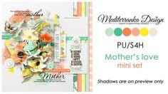 Mother's love (Mini set)