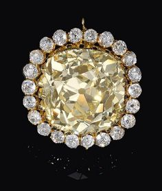 "74.53ct heirloom diamond ""Historical diamonds, steeped in a rich and varied history, are a rarity in today's market. This diamond formed part of the private collection of his Late Imperial Majesty Sultan Ahmed Shah Qajar, the seventh and last King of the Qajar dynasty of Persia (r. 1909-1925). The jewel is a rare vestige of the Persian dynasty's great passion for gemstones."" - Sotheby's Magnificent Jewels Auction, May 14th in Geneva.  74.53ct heirloom diamond"