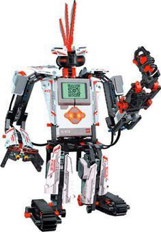 Kit de robótica LEGO Mindstorms EV3