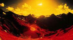 Beautiful infrared analog photos by Dean Bennici