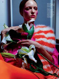 by Kacper Kasprzyk for Dazed & Confused Magazine