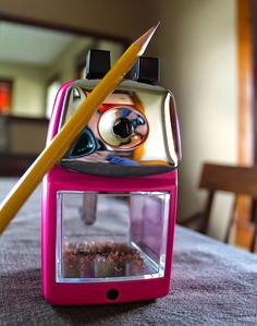The CraZy Schoolteacher: The Quietest Classroom Pencil Sharpener