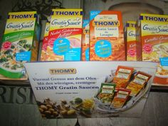 Brandnooz ist ja immer für eine tolle Aktion und Überraschungen Präsenz, daher verzauberte mich natürlich die lecker Thomy Saucenauswahl wo mit viel Glück 1000 Thomy-Produkttesterinnen gesucht wurden.