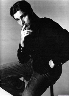 Christian Bale by David Bailey