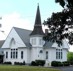 Knoxville, TN - Asbury Methodist Episcopal Church, South
