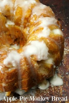 Apple Pie Monkey Bread Recipe How many recipes out there are just as fun to make as it is to eat? I don't mean taste wise either, I am talking about fun or interesting. There are some dishes out there that are pretty wacky. I don't know how far up Apple Pie Monkey Bread Recipe … Continue reading »