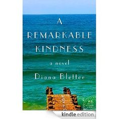 HarperCollins' novel A Remarkable Kindness - a moving novel about four women who are members of a burial circle in a beach village in Israel. As they take part in this ancient ritual, they come to understand what it means to truly be alive. You can already pre-order at your favorite book store. It's out August 11.